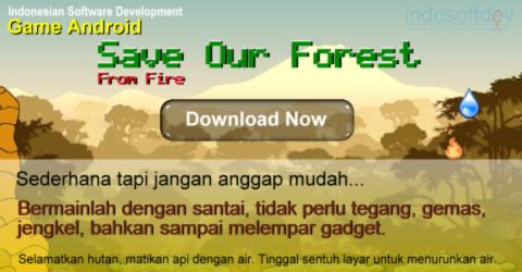 save our forest game android
